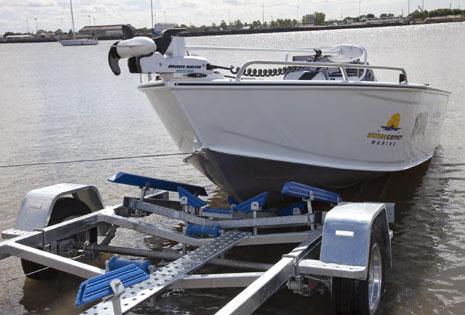 Brisbane Redco Tinka Boat Trailers Mayfair Marine 2000